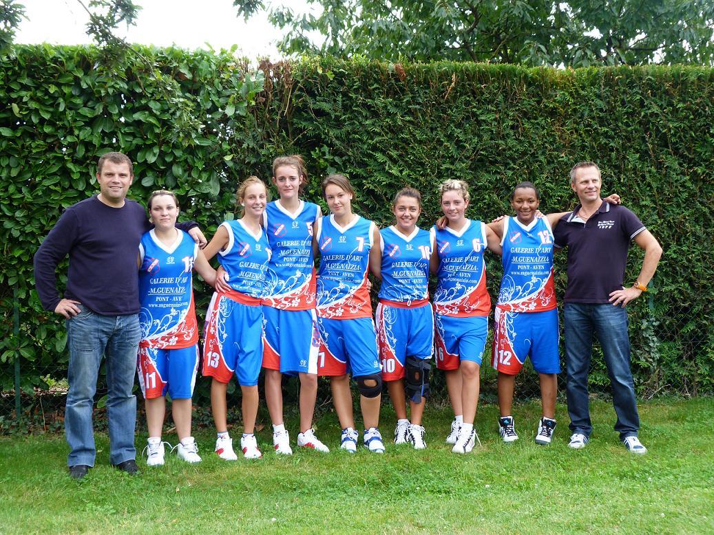 Cadettes-2011-12