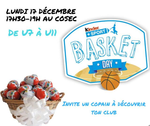 Basket kinder