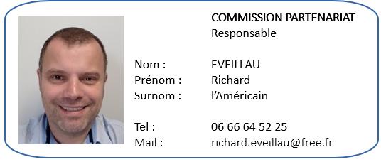 Comission partenaire