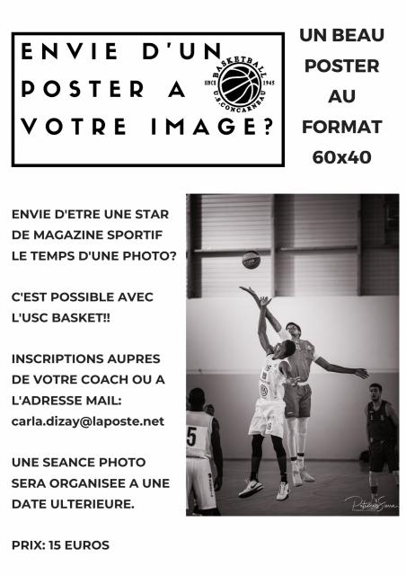 Envie d un poster a votre image 1