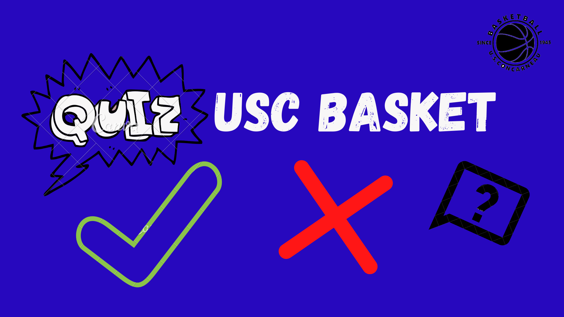 Quiz usc basket